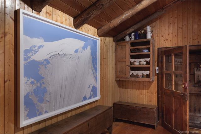 """Olivo Barbieri, """"Alps - Geographies and People"""", 2012"""